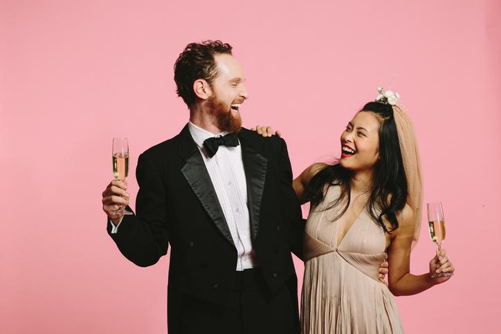 結婚式 感動