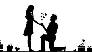プロポーズ動画