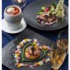 アニバーサリーロイヤルペアディナー |スカイレストラン ロンド|レストラン|センチ
